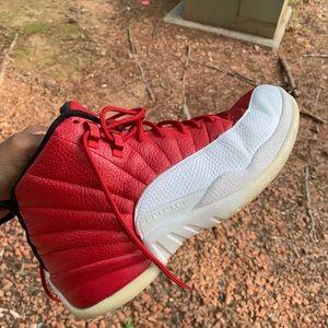 Nike Air Jordan 12 Retro Gym Red